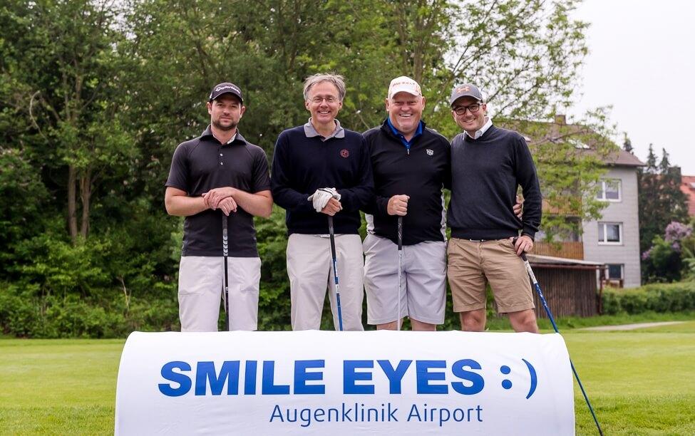 smile eyes auftakt der smile eyes trophy im golfclub olching. Black Bedroom Furniture Sets. Home Design Ideas